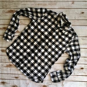 Other - Back to nature checkered flannel